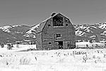 Old Barn<br /> Idaho