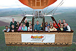 20101013 October 13 Cairns Hot Air Ballooning
