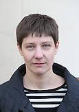 Irina Borogan, stellvertretende Chefredakteurin des Portals Agentura.ru und gilt in Russland als renommierte Expertin in Sachen IT-Sicherheit.