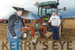 At the Ardfert Ploughing association Co. Championship Ploughing Match  on the lands of Michael McCarthy, Ballinprior, Ardfert on Sunday were Liam Dineen  and Colm Dineen, Causeway