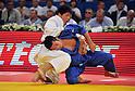 (L to R) Riki Nakaya (JPN), Hiroyuki Akimoto (JPN), AUGUST 24, 2011 - Judo : World Judo Championships Paris 2011, Men's -73kg class at Palais Omnisport de Paris-Bercy, Paris, France. (Photo by Atsushi Tomura/AFLO SPORT) [1035]