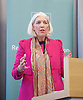 Resolution Foundation meeting - <br /> &quot;A Broken Heart? The living standards challenge facing the West Midlands Metropolitan mayor...<br /> <br /> As the West Midlands Metro area looks forward to its first ever Metro mayoral election next May, the region&rsquo;s economic performance is in the spotlight.<br /> at Birmingham Library, Birmingham, Great Britain <br /> 12th December 2016 <br /> <br /> <br /> Beverley Nielsen, former regional CBI director and Liberal Democrat candidate for West Midlands Mayor<br /> <br /> <br /> Photograph by Elliott Franks <br /> Image licensed to Elliott Franks Photography Services