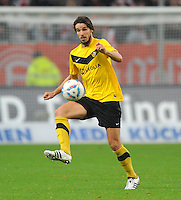 4. November 2011: Duesseldorf, Esprit-Arena: Fussball 2. Bundesliga, 14. Spieltag: Fortuna Duesseldorf - SG Dynamo Dresden: Dresdens Romain Bregerie am Ball.