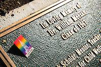 20160913 William Meezan memorial plaque