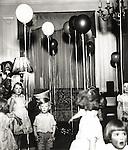 Children's party Kensington, 1931-5