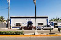 Street in Todos Santos, Baja Mexico
