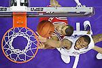 Seattle U. vs. UW men's hoops 01/10/12