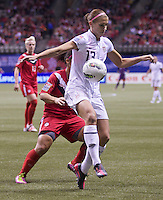 USWNT vs Canada January 29 2012