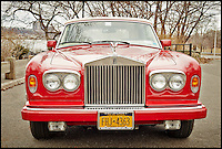 BNPS.co.uk (01202 558833)<br /> Pic: Juliens/BNPS<br /> <br /> ****Must use full byline****<br /> <br /> An incredible Rolls Royce currently owned by Lady Gaga has emerged for sale for &pound;53,000.<br /> <br /> The classic red car was made in 1990 but was purchased by the Bad Romance singer around five years ago.<br /> <br /> She used it to travel to the Guggenheim museum in Manhattan, New York City, for the launch of her perfume in September 2012.<br /> <br /> The Rolls Royce Corniche III features a 6.6 litre engine and a leather and walnut interior and is in perfect condition.