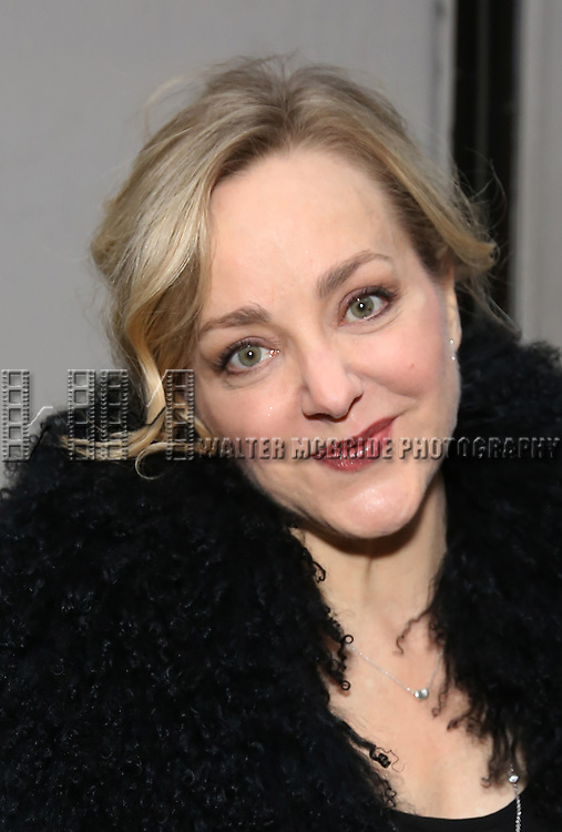 Geneva Carr attends the Broadway Opening Night of 'Lillian Helman's The Little Foxes' at the  Samuel J. Friedman Theatre on April 19, 2017 in New York City