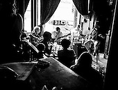 Captones play at Vendetta in Washington, DC. <br /> <br /> PHOTOS/John Nelson