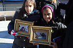 American Airline Flight 587 Memorial held at Far Rockaway Beach on November 12, 2010 in Queens, NY