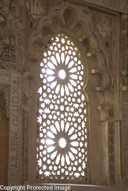 Synagogue - Transito and Sefardi Museum; Toledo; Spain