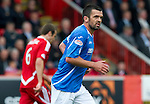Aberdeen v St Johnstone... 23.07.11   SPL Week 1.Callum Davidson.Picture by Graeme Hart..Copyright Perthshire Picture Agency.Tel: 01738 623350  Mobile: 07990 594431