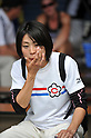 Kana Ichikawa (JPN), APRIL 29, 2012 - Athletics: The 46th Mikio Oda Memorial Athletic Meet, JAAF Track & Field Grand Prix Rd.3, during Women's 100m final at Hiroshima Kouiki Kouen (Hiroshima Big arch) in Hiroshima, Japan. (Photo by Jun Tsukida/AFLO SPORT) [0003]