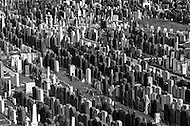 March 1970, Queens, New York City, New York State, USA --- The Jewish Bayside Cemetery was created in the 1840s, and contains the graves of approximately 35,000 Jews. --- Image by © JP Laffont