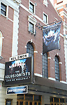 'The Illusionists' - Theatre Marquee