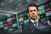 FUSSBALL   1. BUNDESLIGA   SAISON 2012/2013    24. SPIELTAG SV Werder Bremen - FC Augsburg                           02.03.2013 Sportdirektor Thomas Eichin (SV Werder Bremen)