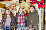 At the CH Chemist  annual customers night on Friday were Clara Roig, Sarah Fitzgerald, Larisa Vichente