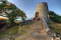Annaberg Sugar Plantation Ruins<br />