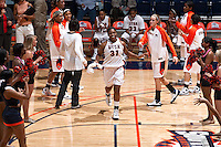 SAN ANTONIO, TX - JANUARY 5, 2009: The University of Tulsa Golden Hurricane vs. The University of Texas at San Antonio Roadrunners Women's Basketball at the UTSA Convocation Center. (Photo by Jeff Huehn)