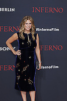 Rita Wilson attending the &quot;Inferno&quot; premiere held at CineStar, Sony Center, Potsdamer Platz, Berlin, Germany, 10.10.2016. <br /> Photo by Christopher Tamcke/insight media /MediaPunch ***FOR USA ONLY***