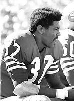 Jimmy Johnson, San Francisco 49ers (1969 photo/Ron Riesterer)