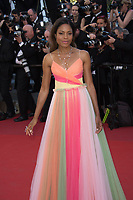 Naomie Harris at the premiere for &quot;Ismael's Ghosts&quot; at the opening ceremony of the 70th Festival de Cannes, Cannes, France. 17 May 2017<br /> Picture: Paul Smith/Featureflash/SilverHub 0208 004 5359 sales@silverhubmedia.com