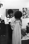 "Bob and Marcia. Young Gifted and Black"" first British tour 1970s England. Bob Andy and Marcia Griffith. 1970,"