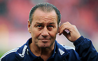 FUSSBALL   1. BUNDESLIGA   SAISON 2011/2012    10. SPIELTAG Bayer 04 Leverkusen - FC Schalke 04                        23.10.2011 Trainer Huub STEVENS (Schalke)