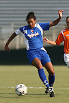 03 July 2008: Charlotte's Abby Crumpton. The Charlotte Lady Eagles defeated the Carolina Railhawks Women 3-0 at WakeMed Stadium in Cary, NC in a 2008 United Soccer League W-League regular season game.