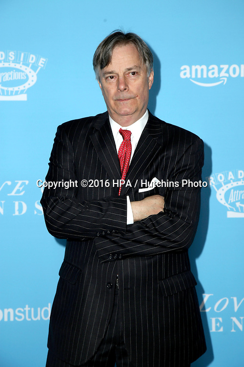 LOS ANGELES - MAY 3:  Whit Stillman at the Love & Friendship LA Premiere at the DGA Theater on May 3, 2016 in Los Angeles, CA