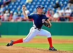4 March 2009: Washington Nationals' pitcher Jordan Zimmermann on the mound during a Spring Training game against the New York Mets at Space Coast Stadium in Viera, Florida. The Nationals rallied to defeat the Mets 6-4 . Mandatory Photo Credit: Ed Wolfstein Photo