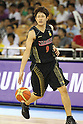 Takuya Kawamura (JPN), SEPTEMBER 17, 2011 - Basketball : 26th FIBA Asia Championship Preliminary round Group C match between Japan 77-55 Syria at Wuhan Sports Center in Wuhan, China. (Photo by Yoshio Kato/AFLO)