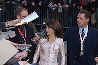 Penelope Cruz attends the Elegy press conference during day three of the 58th Berlinale International Film Festival held at the Grand Hyatt Hotel on February 9, 2008 in Berlin, Germany.  (Philip Schulte/PressPhotoIntl.com)