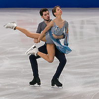 ISU World Figure Skating Championships - Dance FS, March 31, 2016