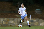 13 November 2015: North Carolina's Paige Nielsen. The University of North Carolina Tar Heels hosted the Liberty University Flames at Fetzer Field in Chapel Hill, NC in a 2015 NCAA Division I Women's Soccer game. UNC won the game 3-0.