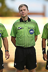 11 September 2015: Fourth Official Jude Carr. The Duke University Blue Devils hosted the University of Virginia Cavaliers at Koskinen Stadium in Durham, NC in a 2015 NCAA Division I Men's Soccer match. The game ended in a 2-2 tie after overtime.
