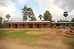 Rural School Under Construction