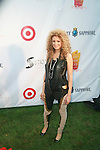 "Miri Ben-Ari ""The Hip Hop Violinist"" Attends Russell Simmons' 12th Annual Art for Life East Hampton Benefit, NY  7/30/11"