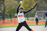 Kalamazoo College Softball vs Finlandia - 4.13.12