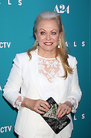 "HOLLYWOOD, CA - JULY 7: Jacki Weaver at the ""Equals"" Premiere at the ArcLight Theater in Hollywood, California on July 7, 2016. Credit: David Edwards/MediaPunch"