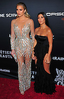 NEW YORK, NY - NOVEMBER 21: Khloe Kardashian, Kourtney Kardashian attends the 2016 Angel Ball hosted by Gabrielle's Angel Foundation For Cancer Research on November 21, 2016 in New York City. Credit: John Palmer/MediaPunch