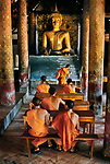 Luang Prabang, Laos, 2004