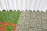 Verdant Tiles in Vietnam
