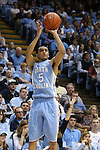 31 December 2013: North Carolina's Marcus Paige. The University of North Carolina Tar Heels played the UNC Wilmington Seahawks at the Dean E. Smith Center in Chapel Hill, North Carolina in a 2013-14 NCAA Division I Men's Basketball game. UNC won the game 84-51.