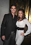 Colin Egglesfield and Chrishell Stauss.at The All My Children Christmas Party on December 20, 2007 at Arena in New York City. .Robin Platzer, Twin Images