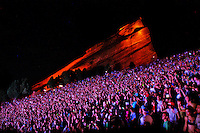 Global Dance Festival 2011 at Red Rocks Amphitheatre.