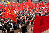 Communist Party Rally, Kiev, Ukraine, May 2008