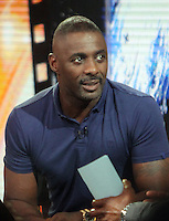 NEW YORK, NY-July 19:  Idris Elba at Good Morning America to talk about  Star Trek Beyond in New York. NY July 19, 2016. Credit:RW/MediaPunch